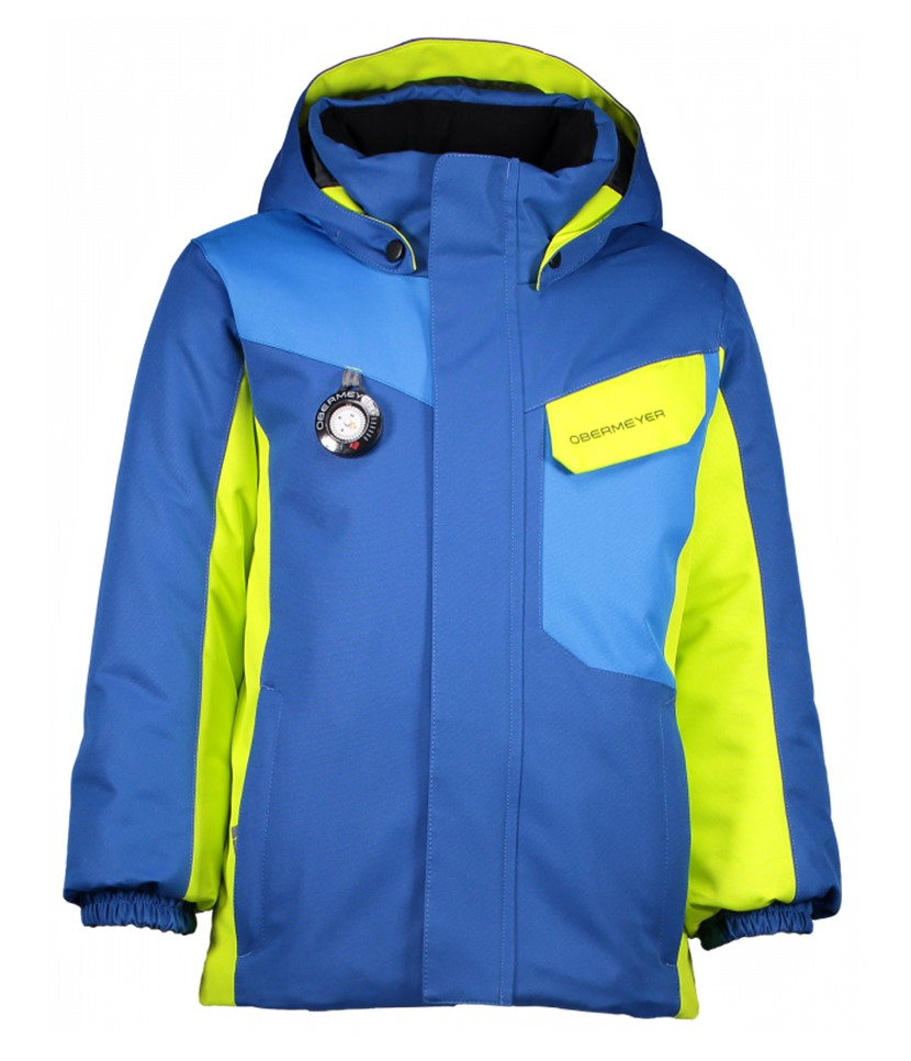 Obermeyer Galactic Jacket-Captain Blue