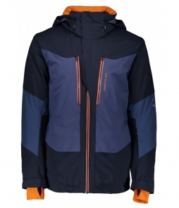 Obermeyer Kodiak Jacket-Nocturnal Blue