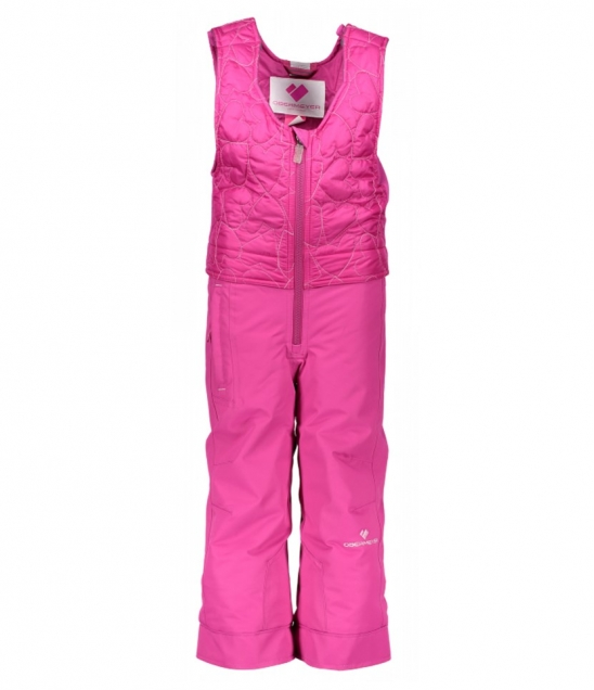 Obermeyer Ober-All-Bib Pant-Back to Fuchsia