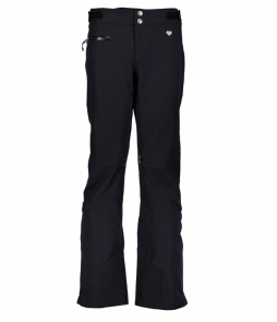 Obermeyer Straight Line Pant-Black