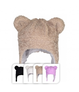 Obermeyer Ted Fur Hat Kid's