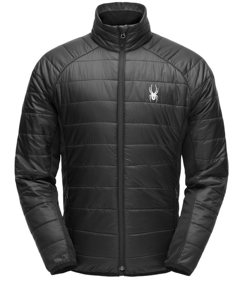 Spyder Glissade FZ Insulator Jacket-Black