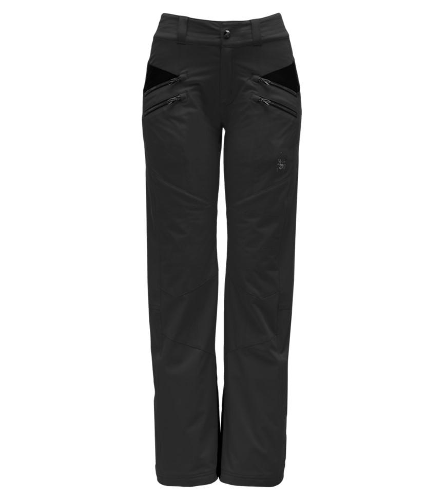 Amour Tailored Ski Pant-Black