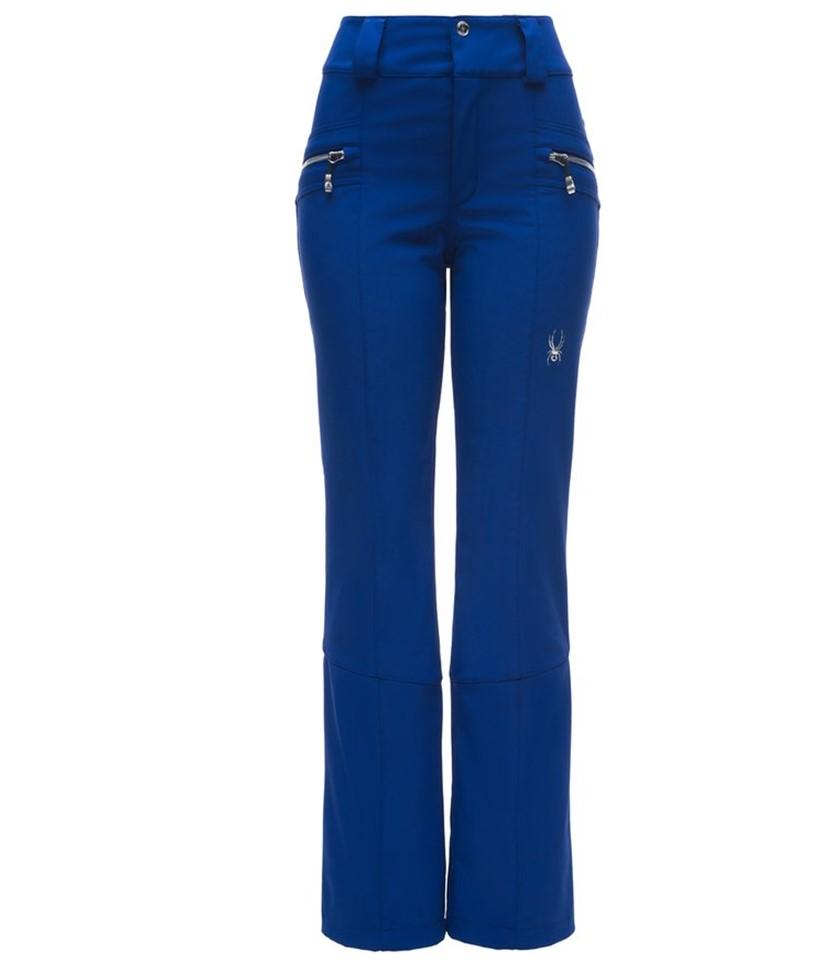 Spyder Strutt Softshell Ski Pant-Blue Depths