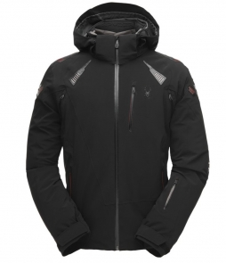 Spyder Pinnacle Ski Jacket-Black