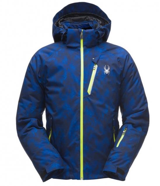 Spyder Tripoint Ski Jacket-Cloudy Tonal