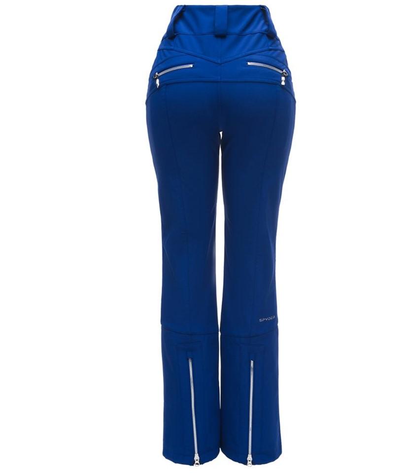 Spyder Strutt Softshell Ski Pant-Blue Depths 2.