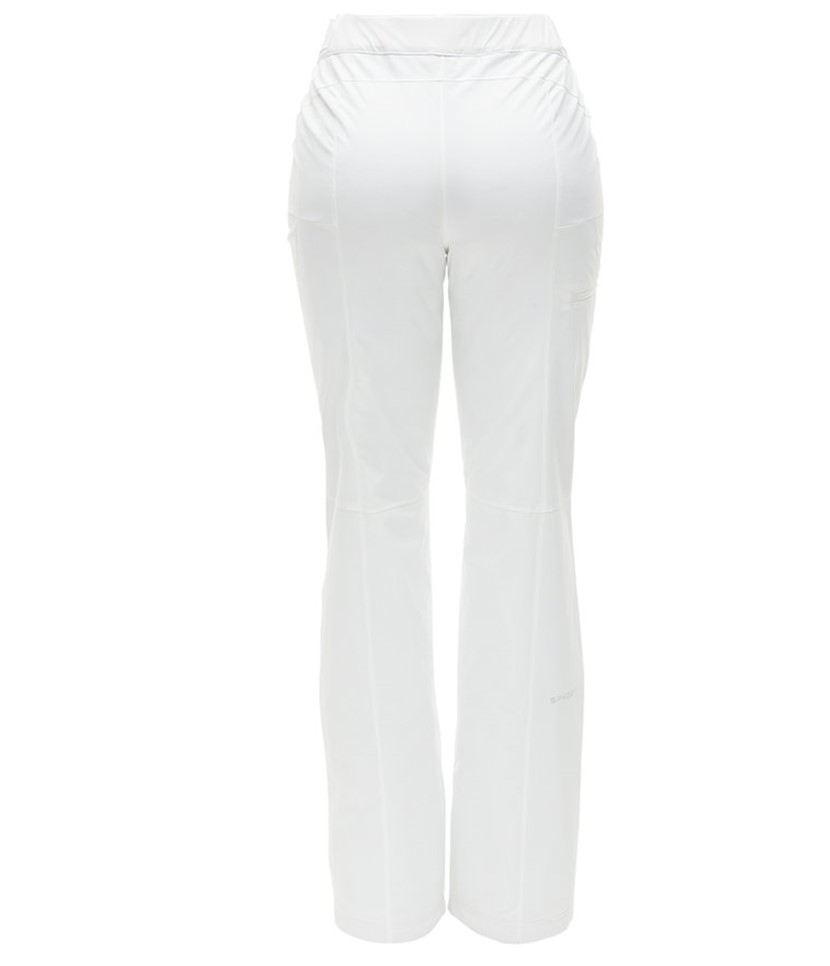 Spyder Gore-Tex Winner Tailored Pants-White 2.