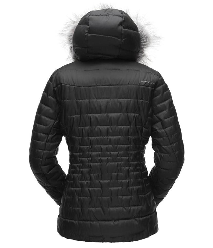 Spyder Edyn Hoody Insulator Jacket-Black 2.