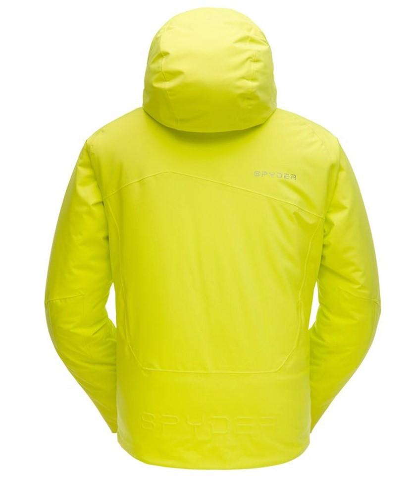 Spyder Tripoint Ski Jacket-Acid 2.