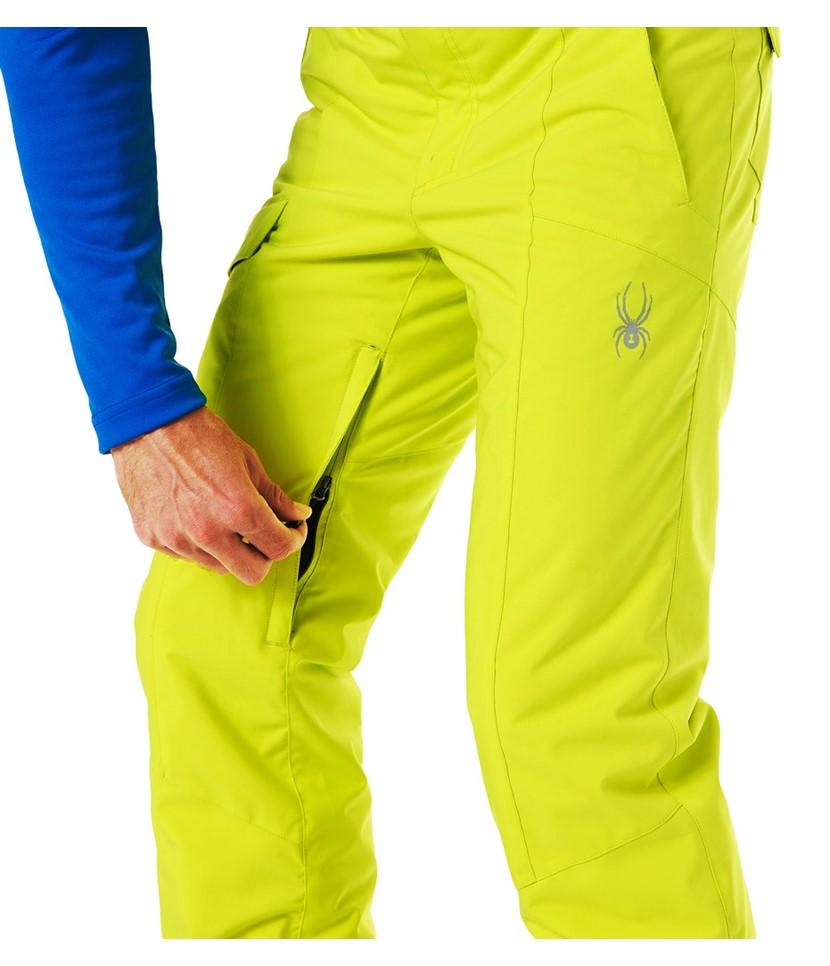 Spyder Gore-Tex Sentinel Pants-Acid 3.