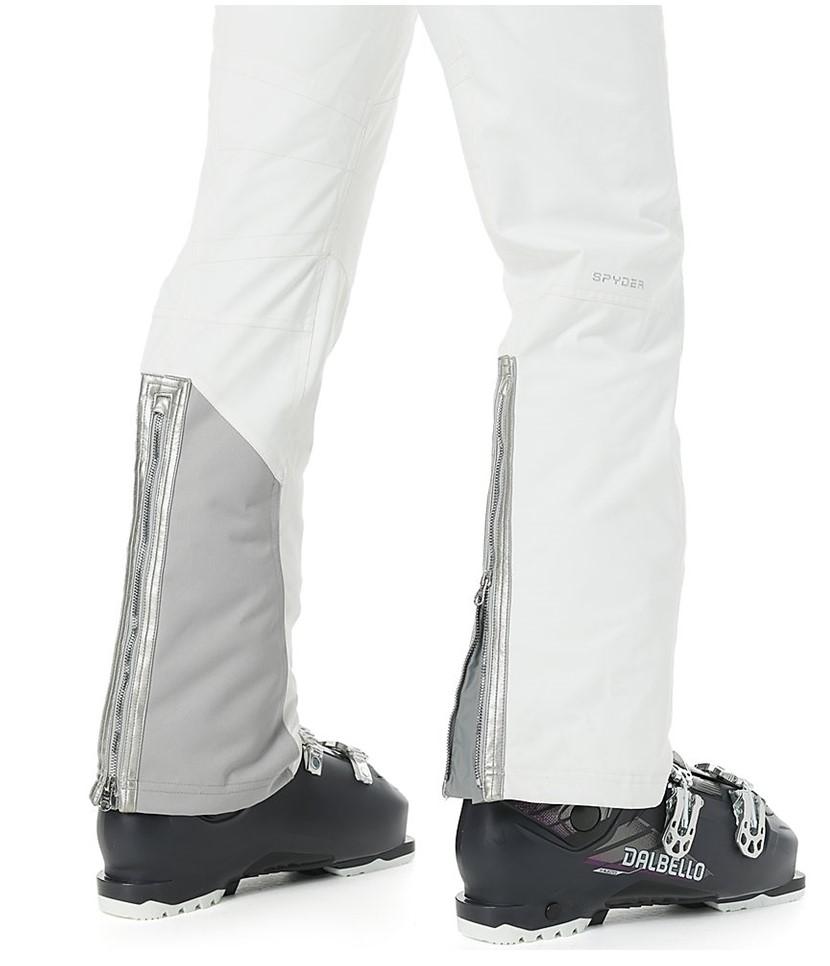Amour Tailored Ski Pant-Black 3.