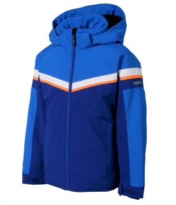 Karbon Exhaust Jacket-Ink Olympic Blue