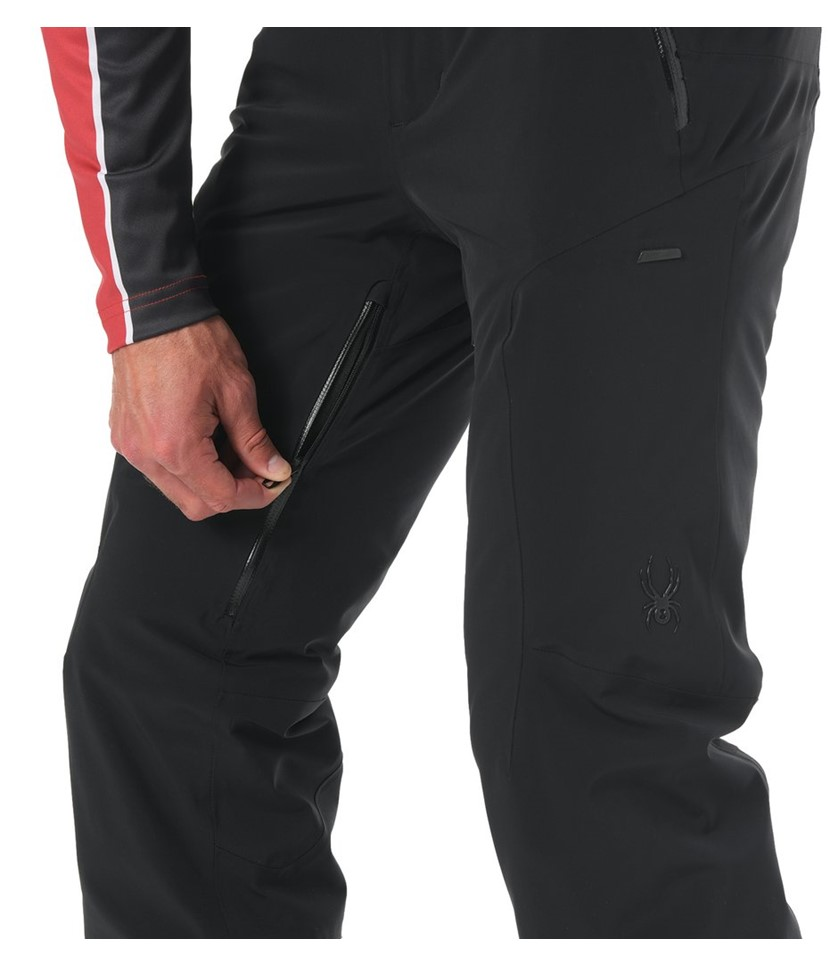 Spyder Gore-Tex Bormio Pants-Black 3.