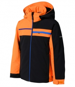 Karbon Axle Jacket-Black Pylon