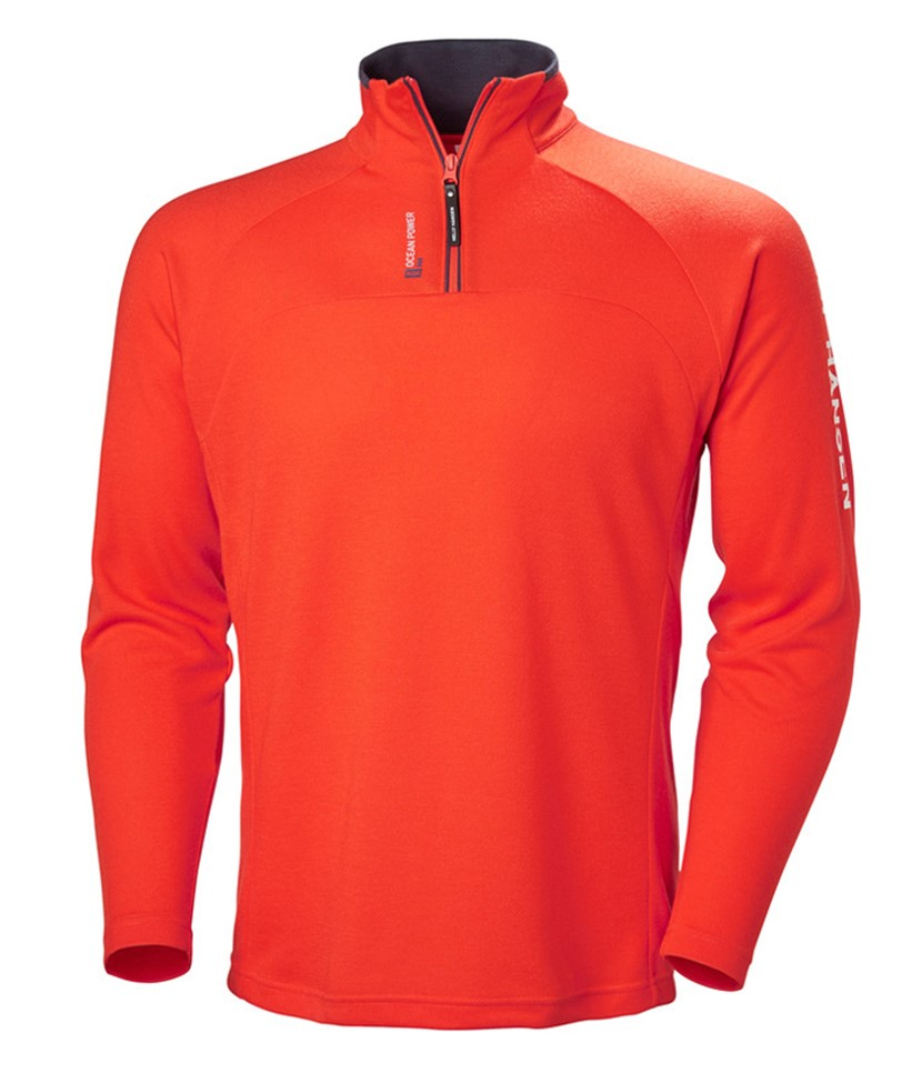 Helly Hansen HP Pullover Midlayer-Grenadine