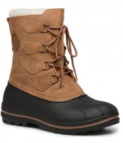 Kimberfeel Beker Apres Boots-Beige
