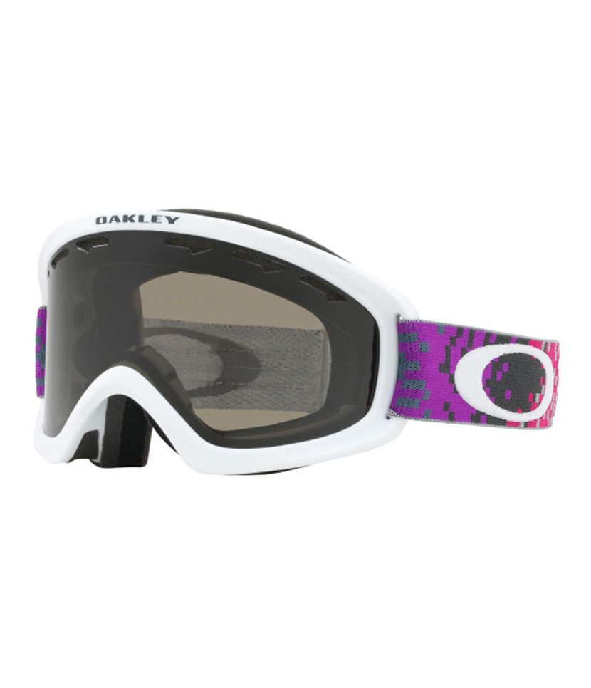 Oakley O Frame 2.0 XS Pixel Fade Iron Rose Dark Grey