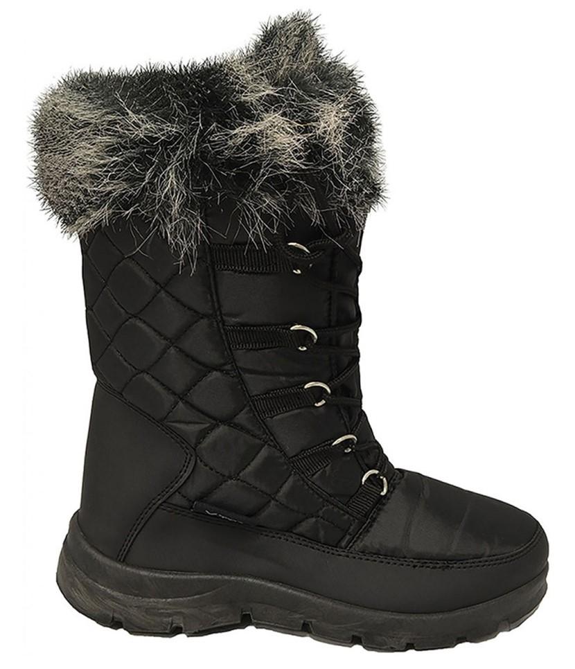 XTM Inessa Apres Boots-Black