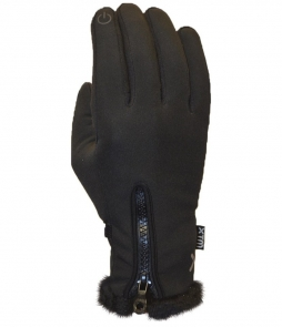 XTM Nina Soft Shell Glove-Black