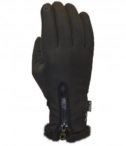 XTM Nina Soft Shell Glove-Black