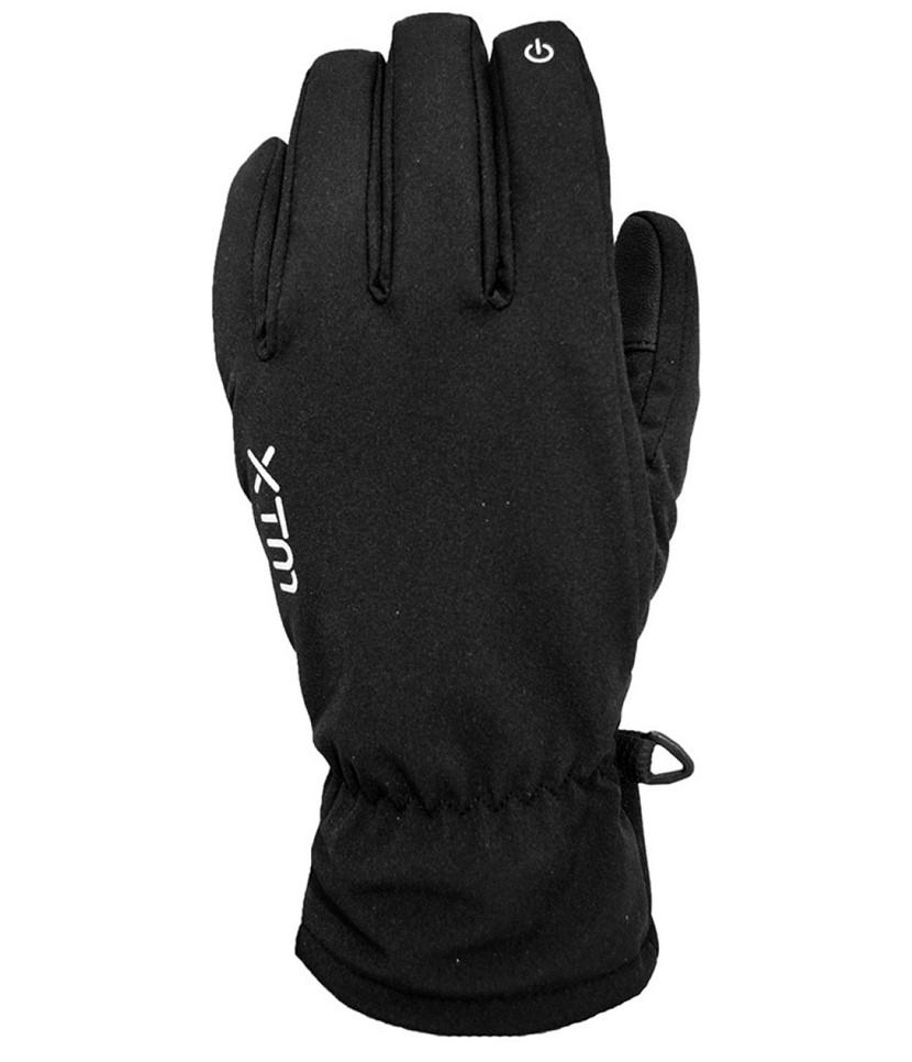 XTM Tease II Soft Shell Glove-Black