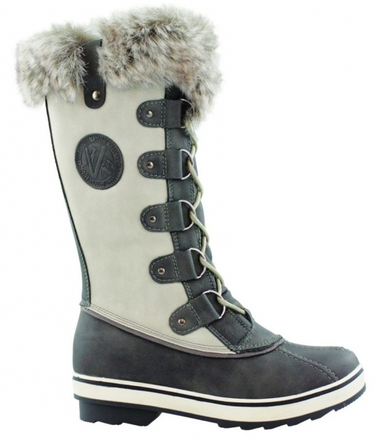Kimberfeel Beverly Apres Boots-Cendre