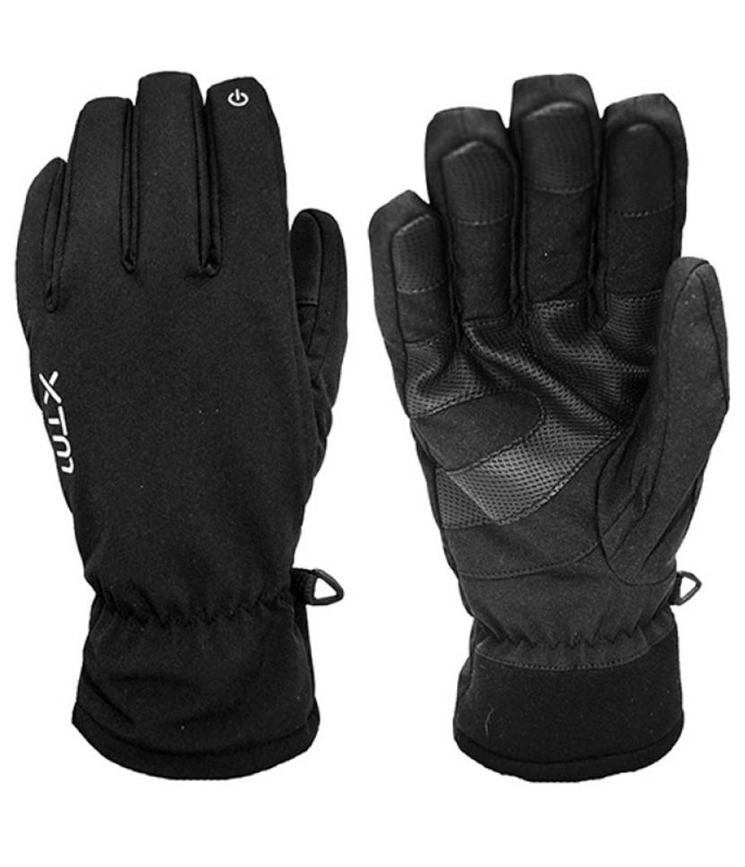 XTM Tease II Soft Shell Glove-Black 2.