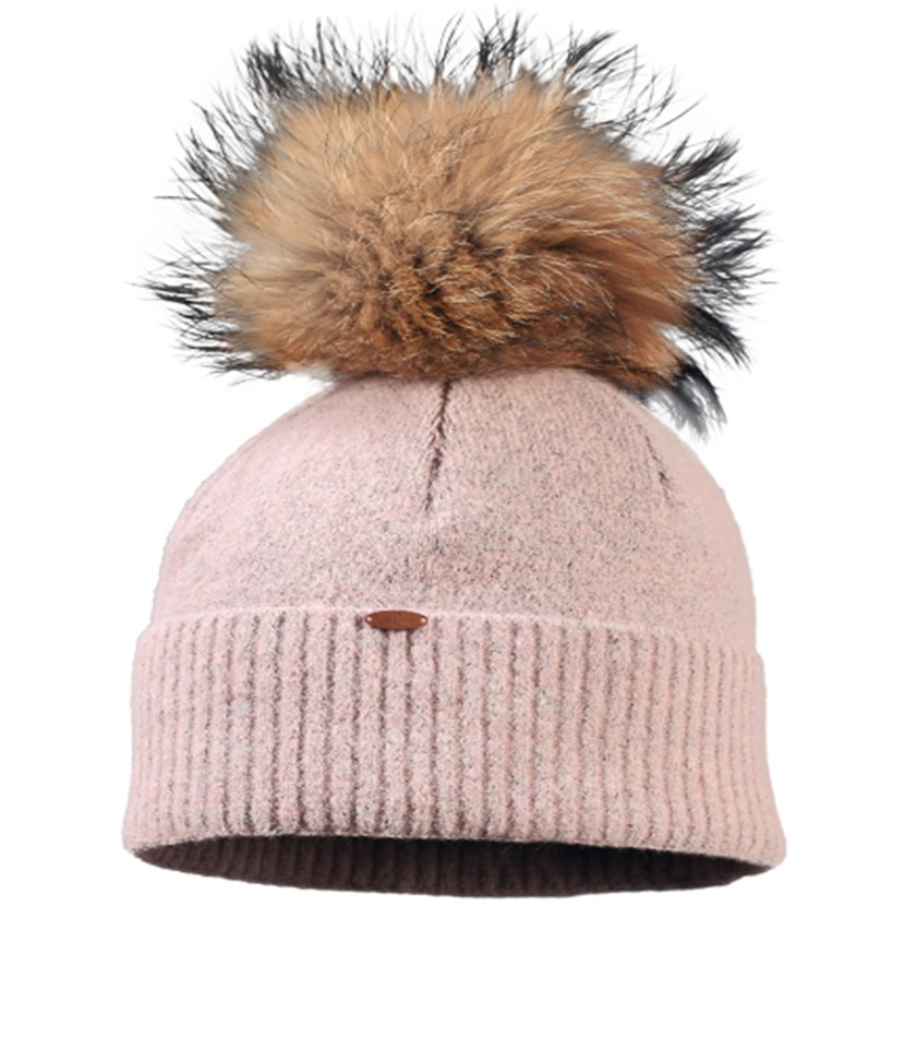 Starling Tristano Beanie-Pink