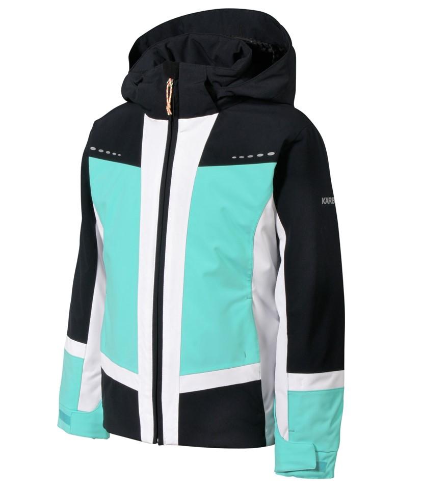 Karbon Pandora Jacket-Black Tiffany