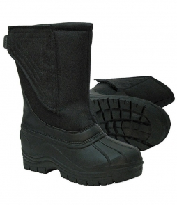 XTM Galaxy Kids Apre Boots-Black