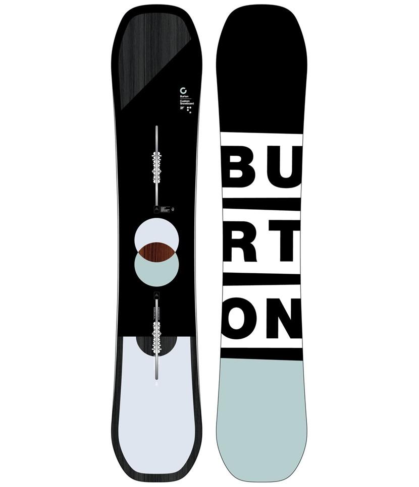 Burton Custom FV 2020 Snowboard Alt