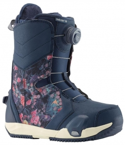 Burton Limelight Step On 2019 Midnite Bloom Snowboard Boots