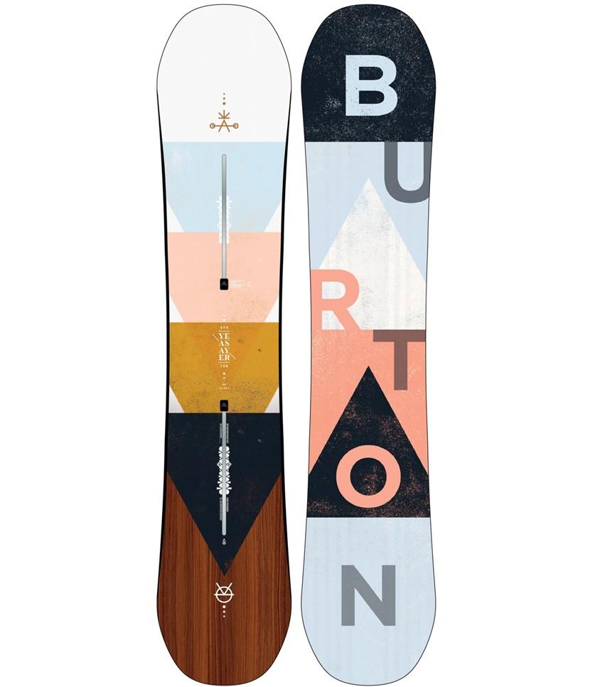 Burton Yeasayer FV 2020 Snowboard