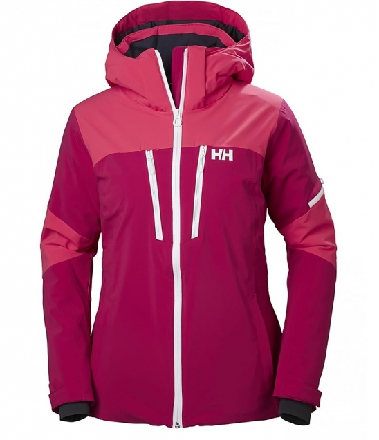Helly Hansen Motionista Jacket-Persian Red