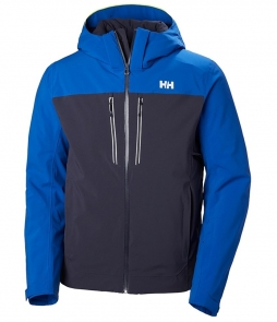 Helly Hansen Signal Jacket-Graphite Blue