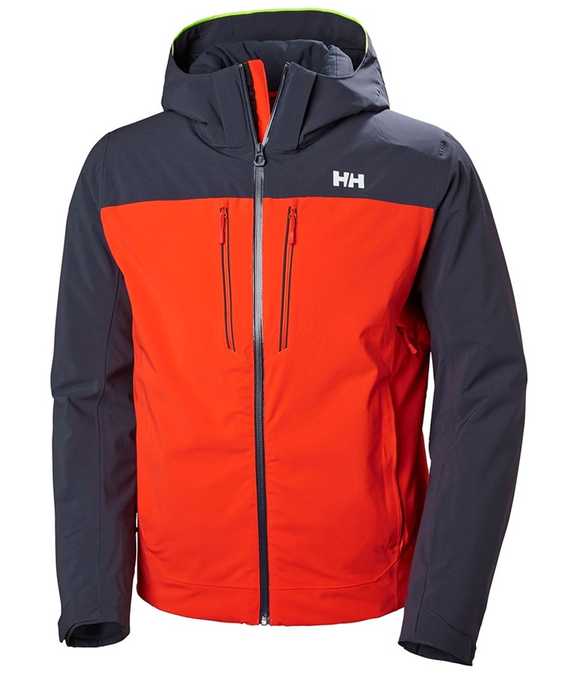 Helly Hansen Signal Jacket-Grenadine