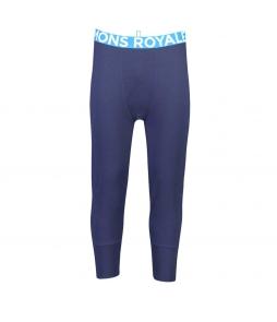 Mons Royale Shaun-off 3/4 Leg Navy
