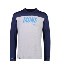 Mons Royale Yotei Tech LS Navy