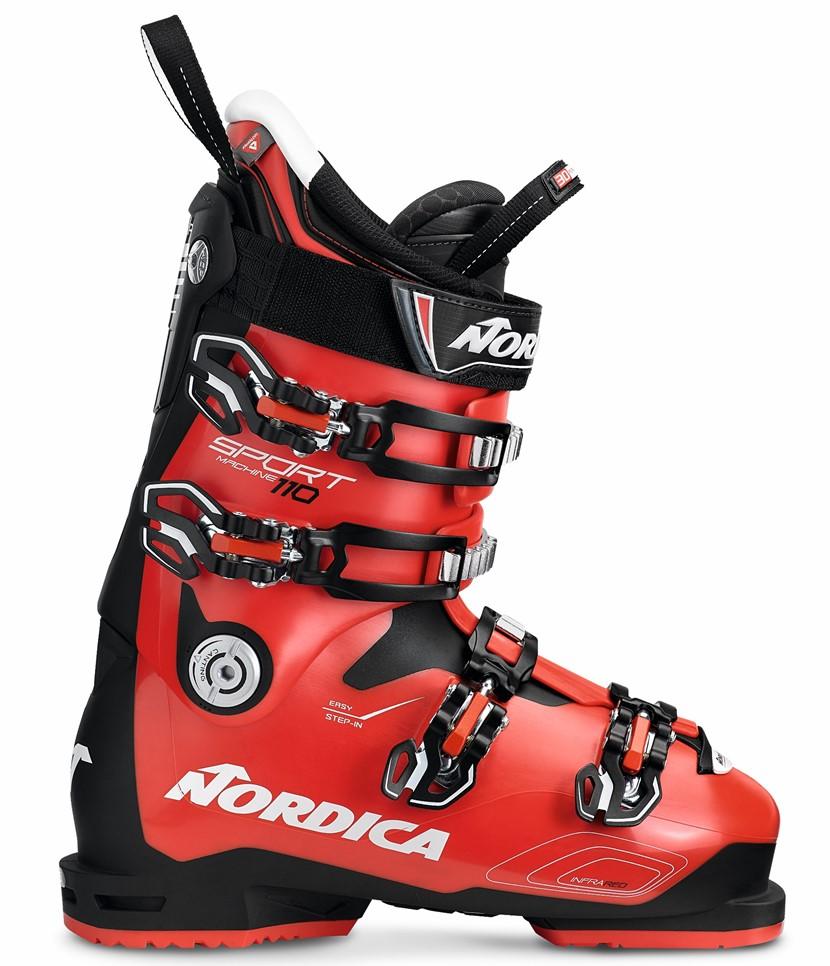 Nordica Sportmachine 110 Ski Boots