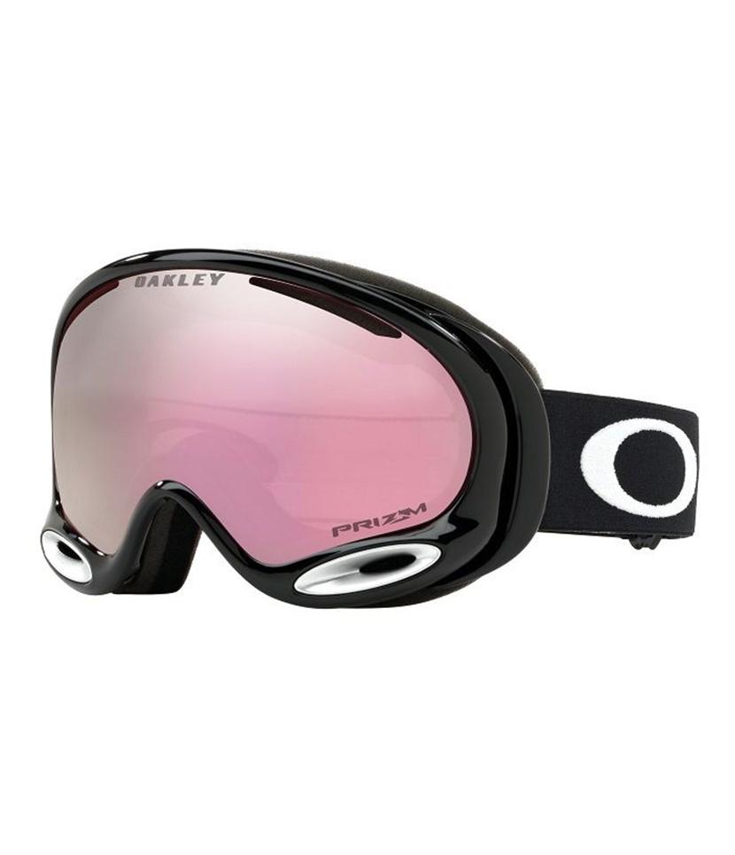 Oakley A Frame 2.0 Jet Black w Prizm Hi Pink