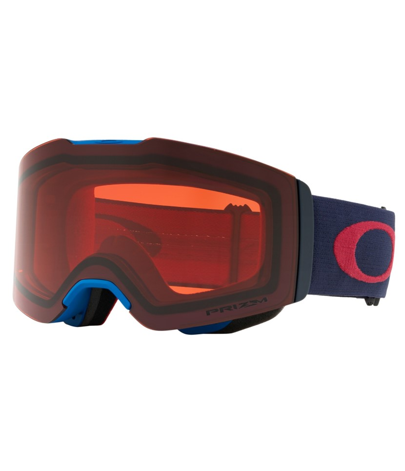 Oakley Fall line Blue Fathom w Prizm Rose