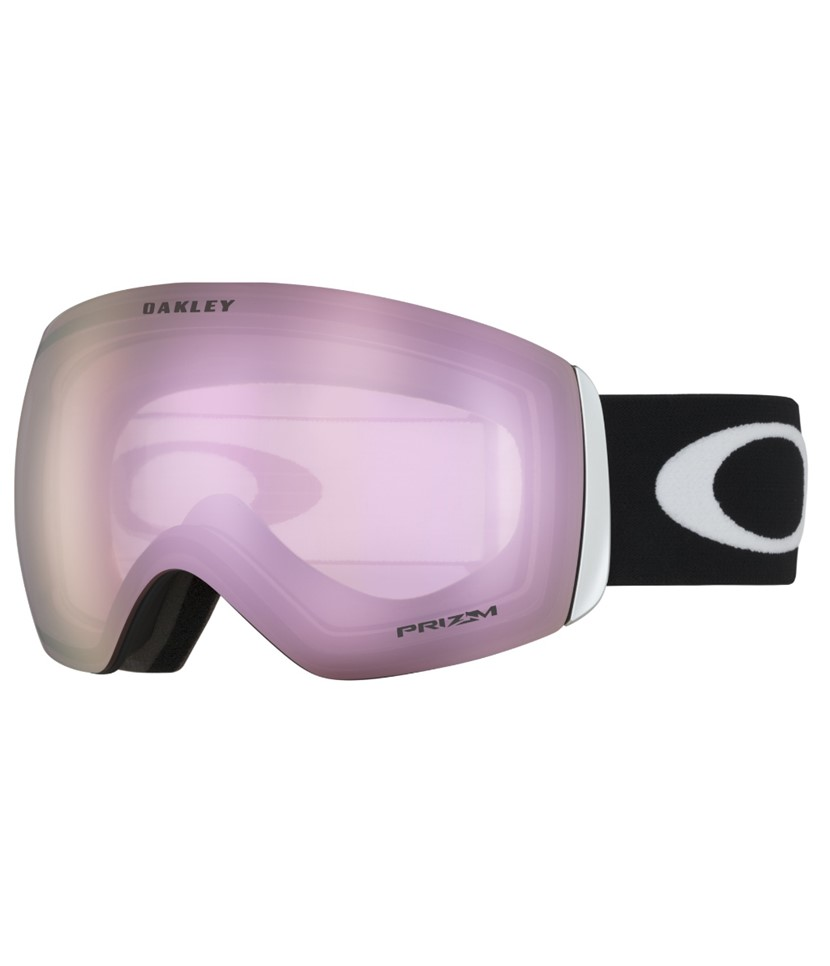 Oakley Flight Deck Matte Black w Prizm Hi Pink