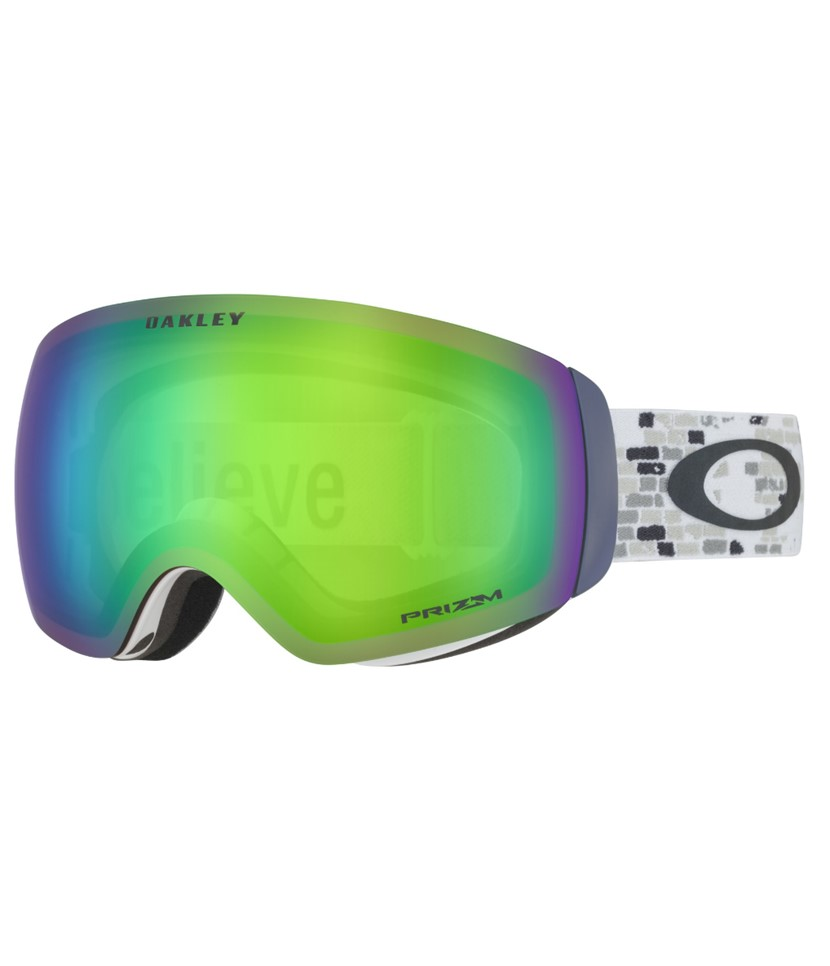 Oakley Flight Deck XM Lindsey Vonn Brick Wall w Prizm Jade