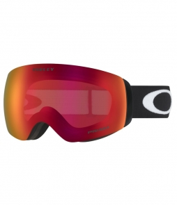 Oakley Flight Deck XM Matte Black w Prizm Torch w Asian Fit Available