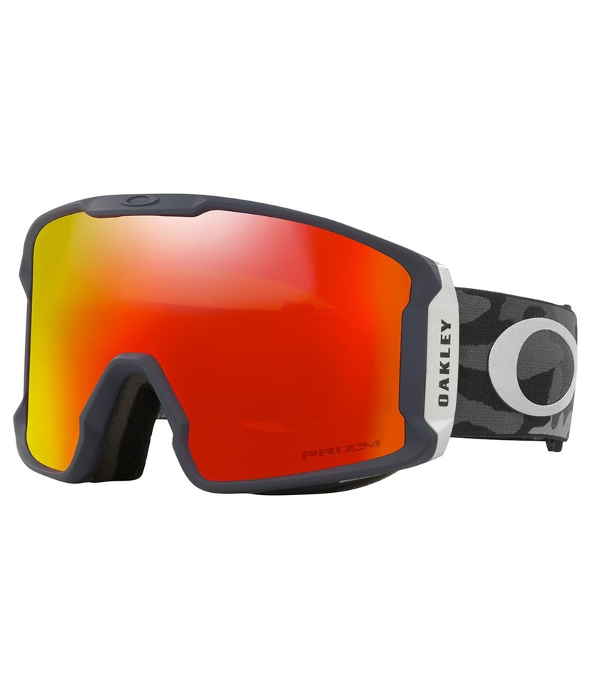 Oakley Line Miner Night Camo w Prizm Torch