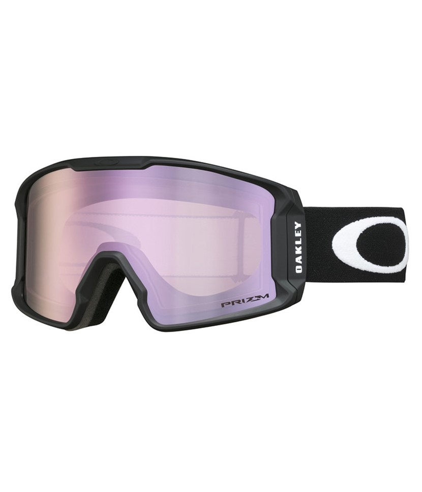 Oakley Line Miner XM Matte Black w Prizm Hi Pink