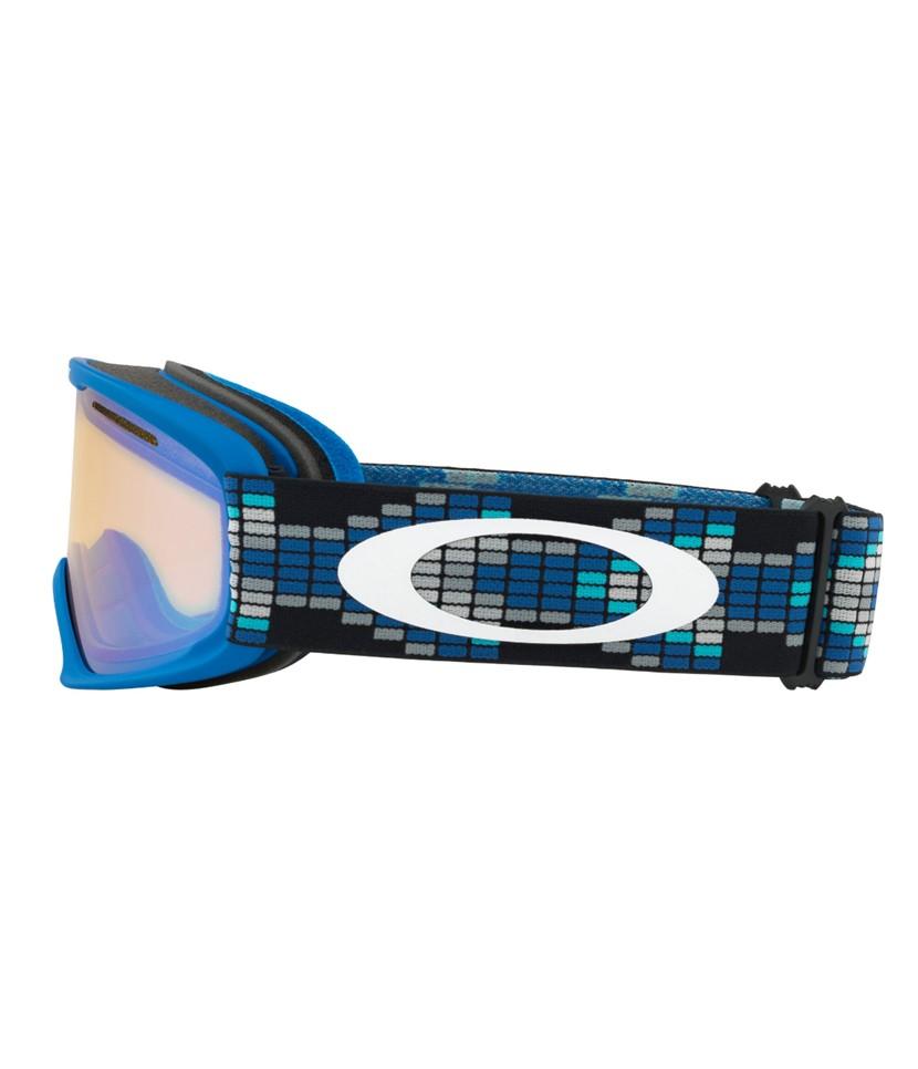 Oakley O Frame 2 0 Xl Digi Snake Iron Blue W Hi Yellow W