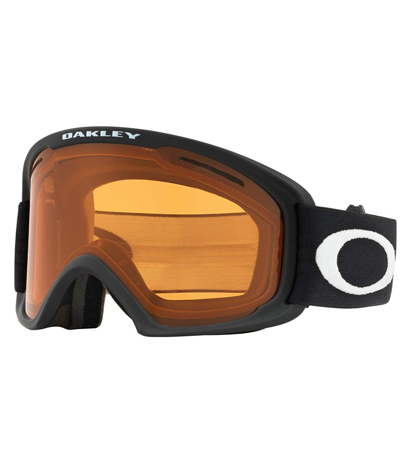 Oakley O Frame 2.0 XL AF Matte Black w Persimmon w Asian Fit Available