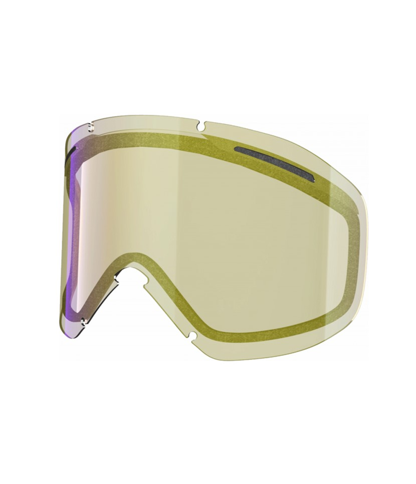 Oakley O2 XL/O Frame 2.0 XL Replacement/Additional Lens-Hi Yellow